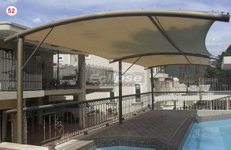 Tipos de toldos para patios excellent perfect simple vistoso tipos de toldos para patios imagen - Tipos de toldos para patios ...